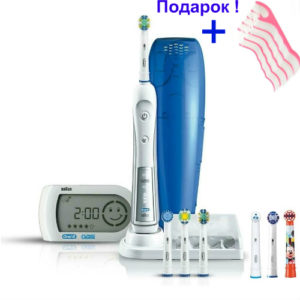 Электрическая зубная щетка ORAL-B BRAUN Triumph Professional Care 5000/D34-7 Smart Guide