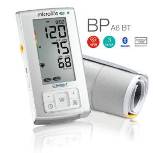 Автоматический тонометр Microlife BP A6 BT (Wireless Connection)