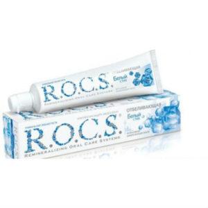 Зубная паста R.O.C.S. «Белый стих» ОТБЕЛИВАЮЩАЯ