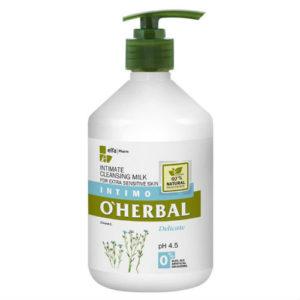 Молочко для интимной гигиены для особо чувствительной кожи (Delicate)500 мл