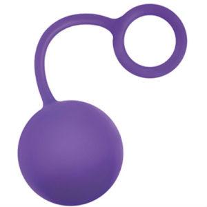 Вагинальный шарик INYA CHERRY BOMB, PURPLE