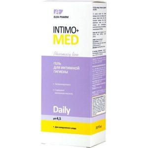 Гель для интимной гигиены Elfa Pharm Intimo+med Daily 200 мл